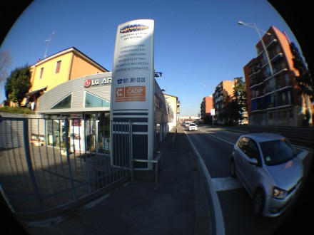 show room - Samsung Clima Point Bologna